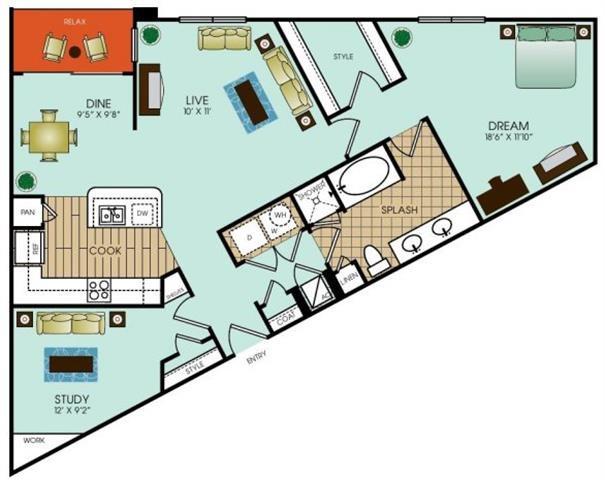 A18 Floor Plan 30