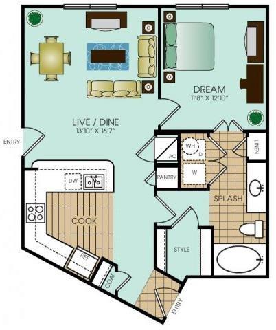 A6 Floor Plan 18