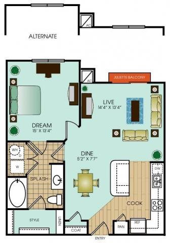 A7 Floor Plan 19