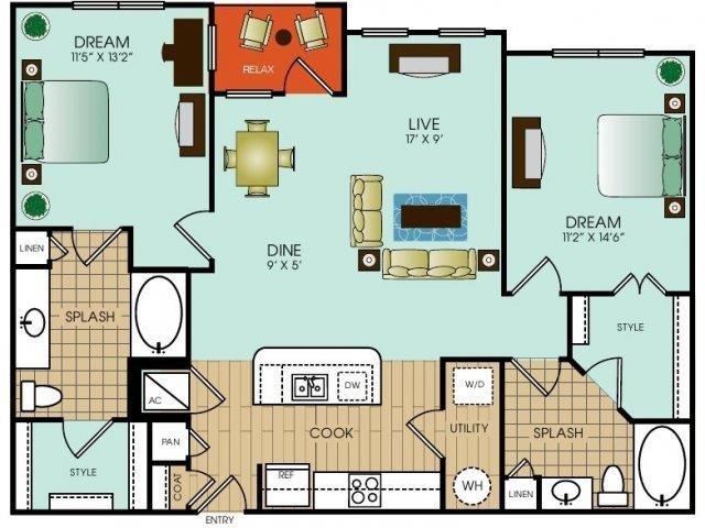 B10 Floor Plan 41