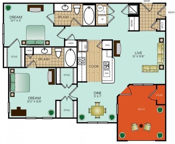 B11 Floor Plan 42