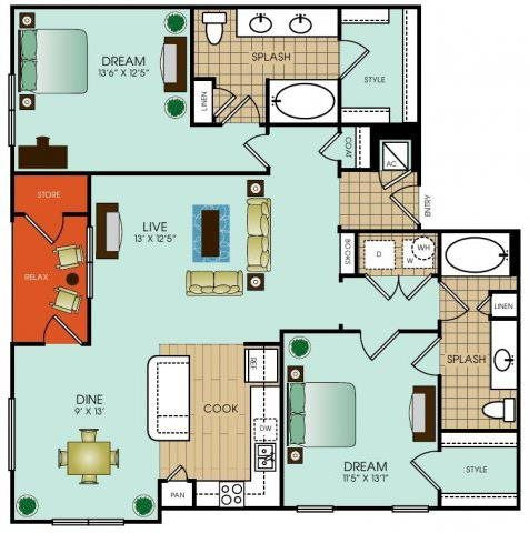 B15 Floor Plan 46
