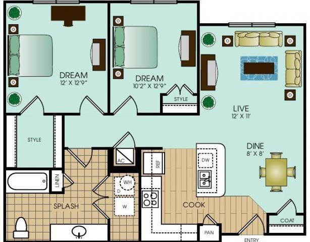 B1 Floor Plan 32