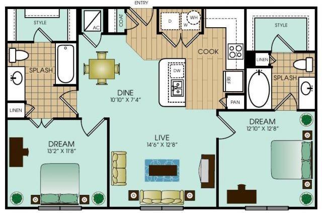 B2 Floor Plan 33