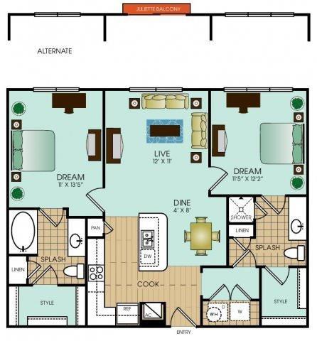 B4 Floor Plan 35
