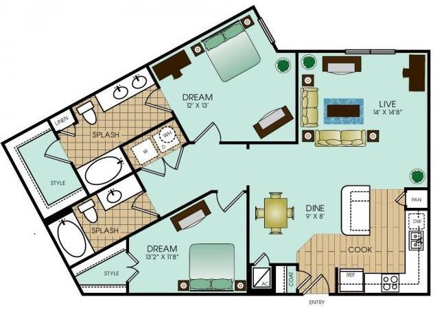 B5 Floor Plan 36