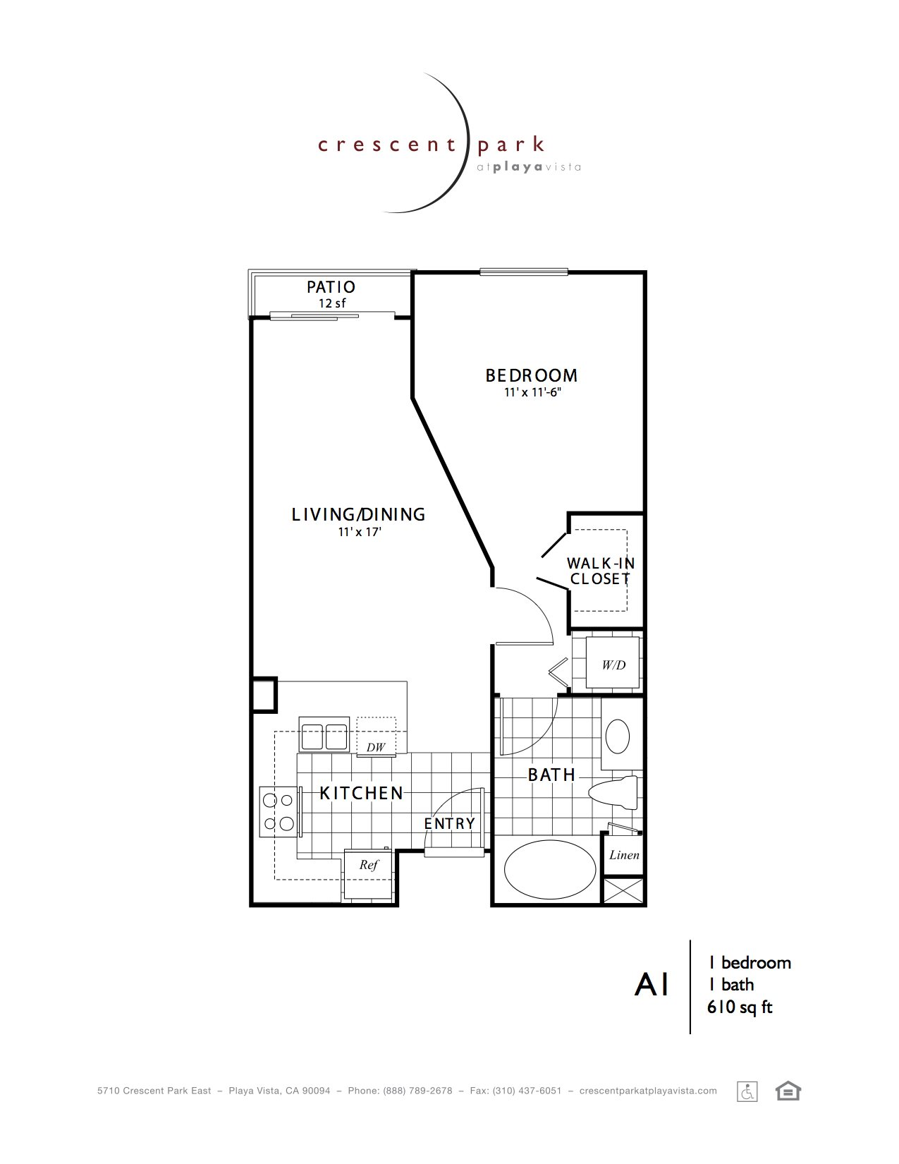 Chic Floor Plan 1