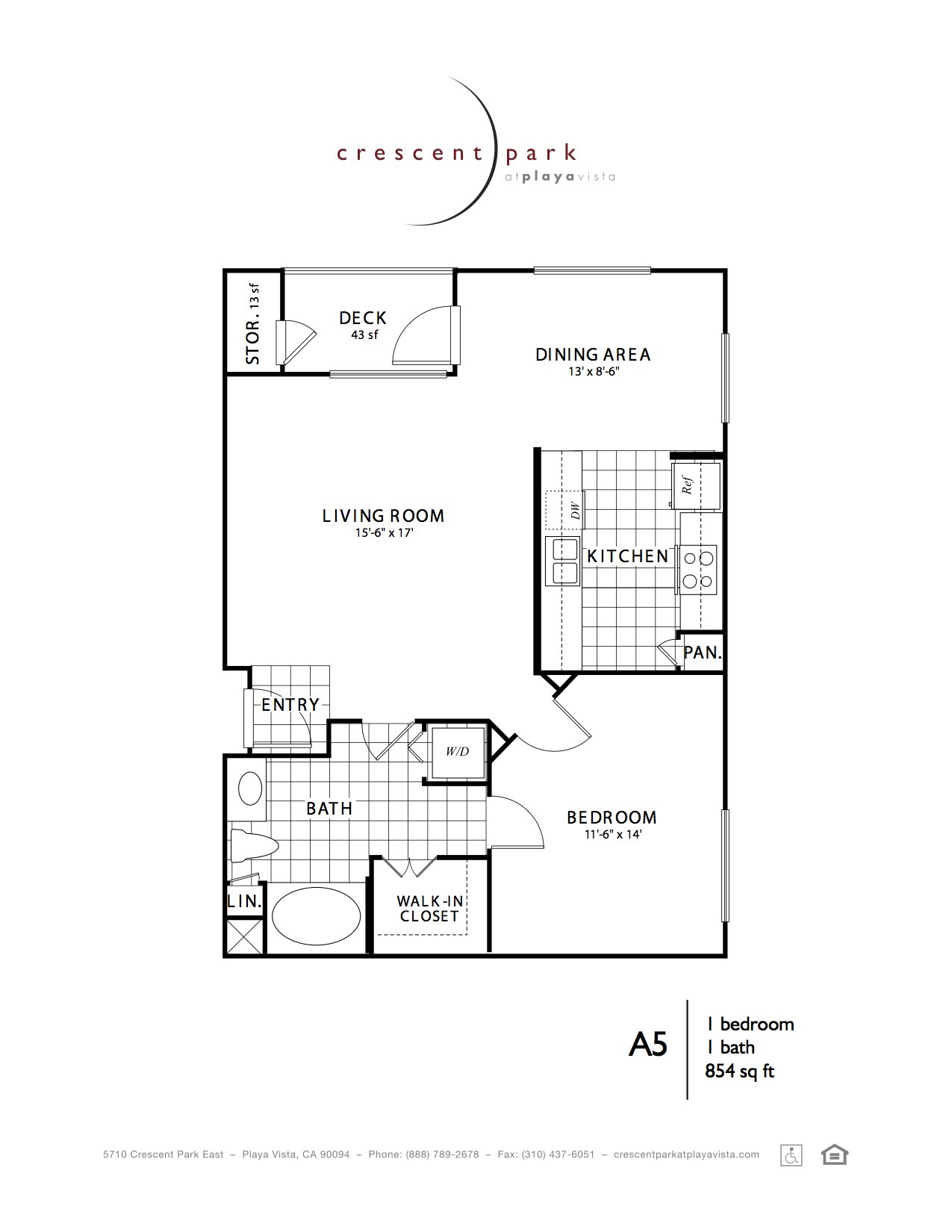 Reflect Floor Plan 5