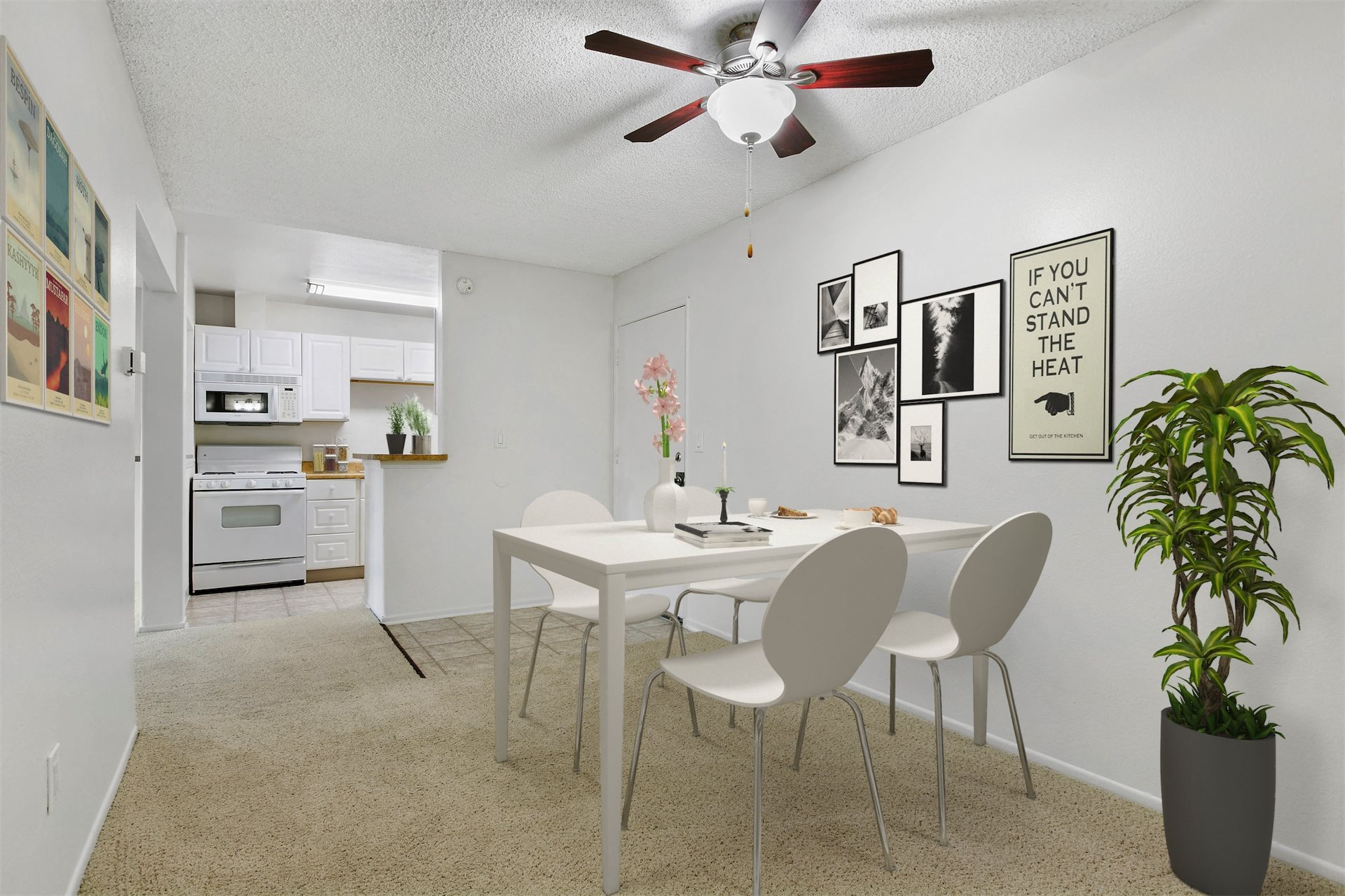 Photos and video of nutwood apartments in fullerton ca for Fullerton apartments 1 bedroom