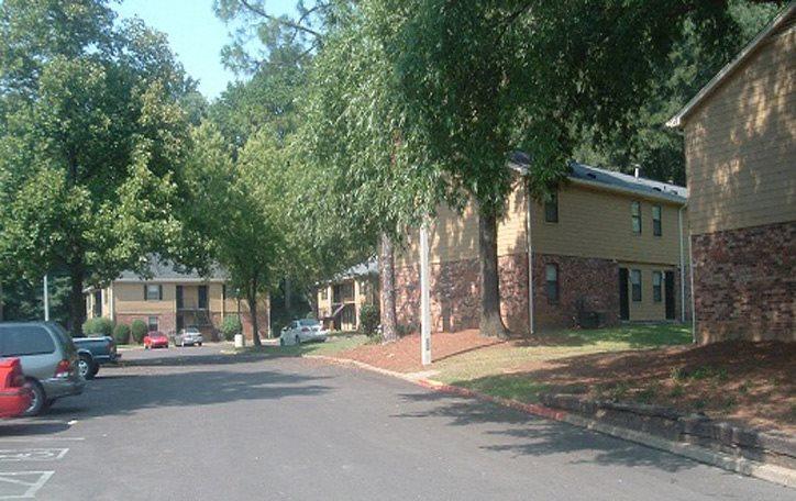Pershing Park Apartments Memphis Tn