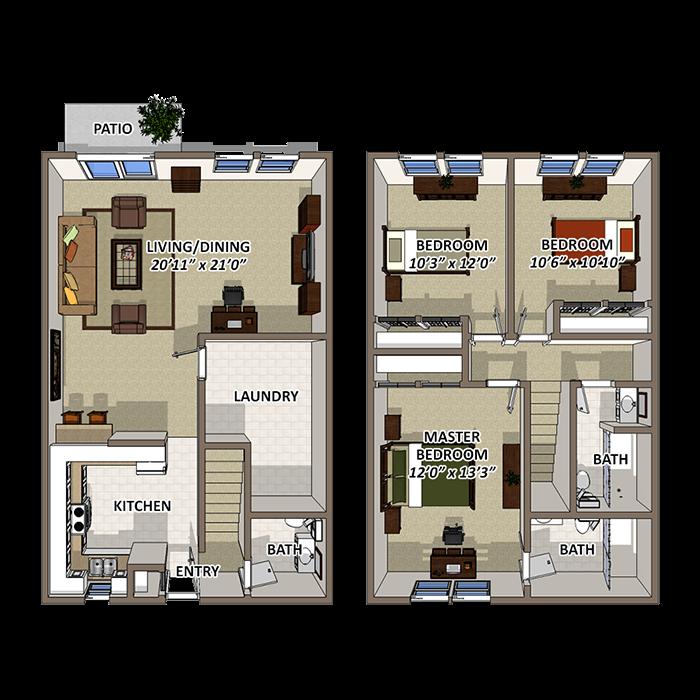 Lakecrest Apartments: Greenville, SC Apartments For Rent