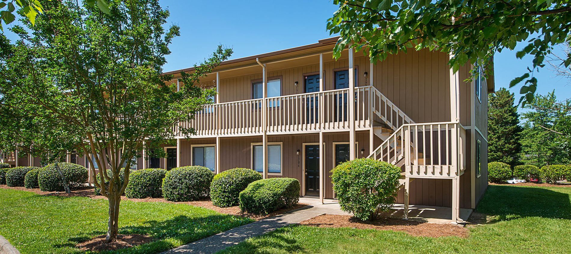 Brookwood Apartments In Archdale Nc