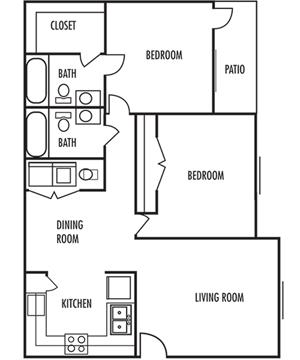 Arbor Glen Apartments, Eden, North Carolina, NC