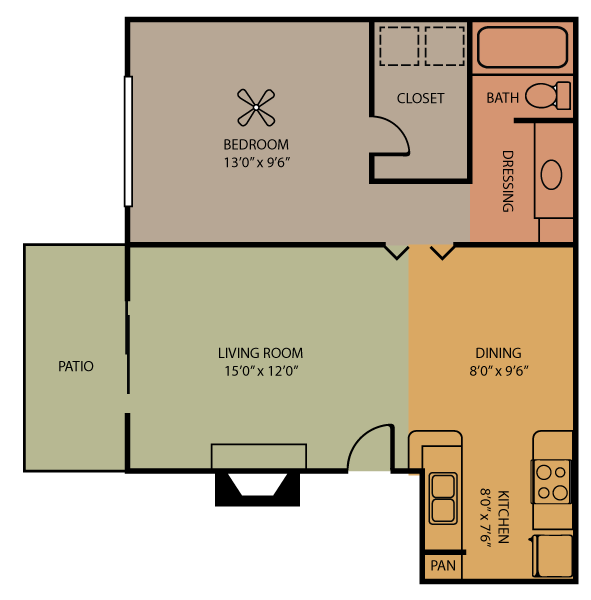 Savannah Floor Plan 2