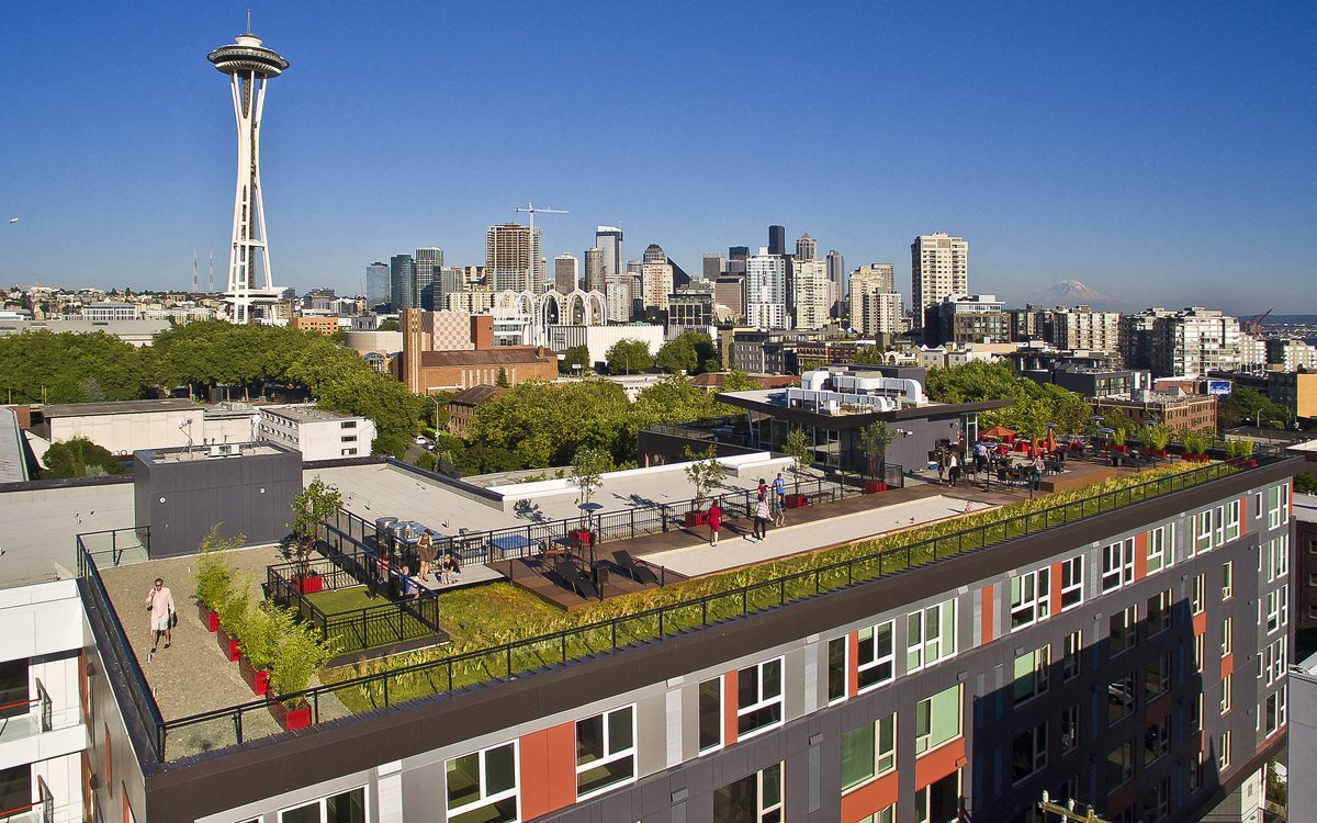 Renovated Apartment Homes Available at Astro Apartments, Seattle, WA,98109