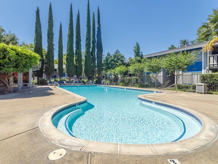 Westpark Plaza | Chico, CA | Pool