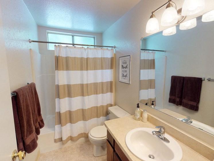Westpark Plaza | Chico, CA | Bathroom