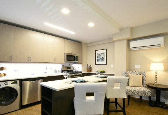 1620 Fuller St. NW Studio 2 Beds Apartment For Rent Photo Gallery 1