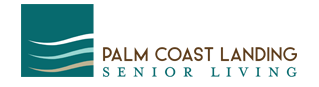 Palm Coast Landing Senior Living Apartments for rent in Palm Coast, FL. Make this community your new home or visit other Concord Rents communities at ConcordRents.com. Logo