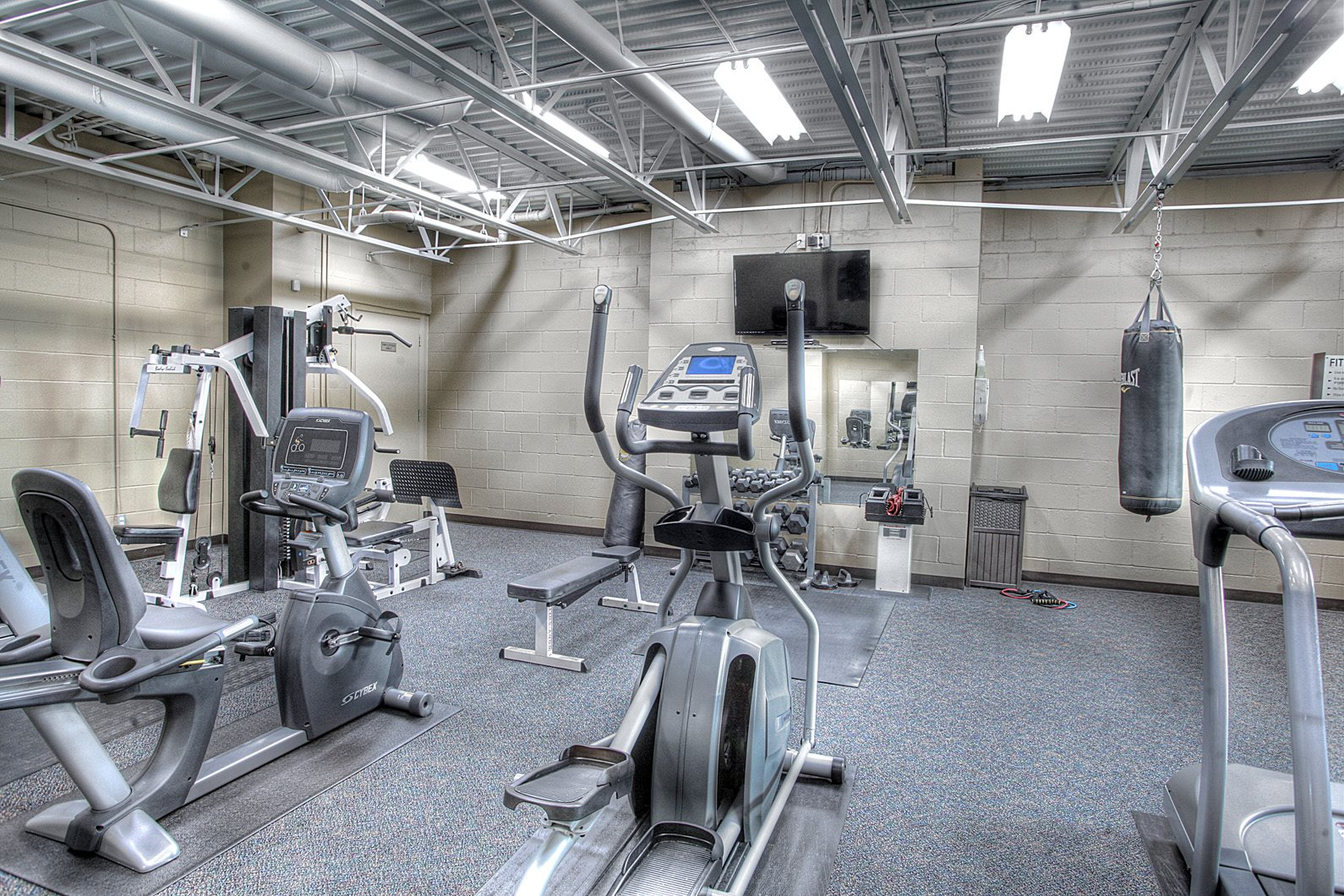 24 Hour Fitness Facility at Briar Hills, Omaha,Nebraska