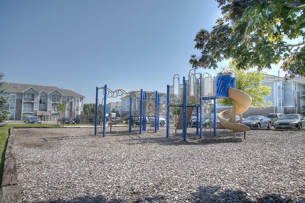 Children's Play Area, at The Vue, 2882 Comstock, NE 68123