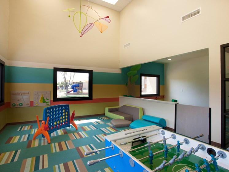 Indoor Play Area Picture