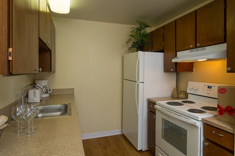 Central Pointe Apartments Boise