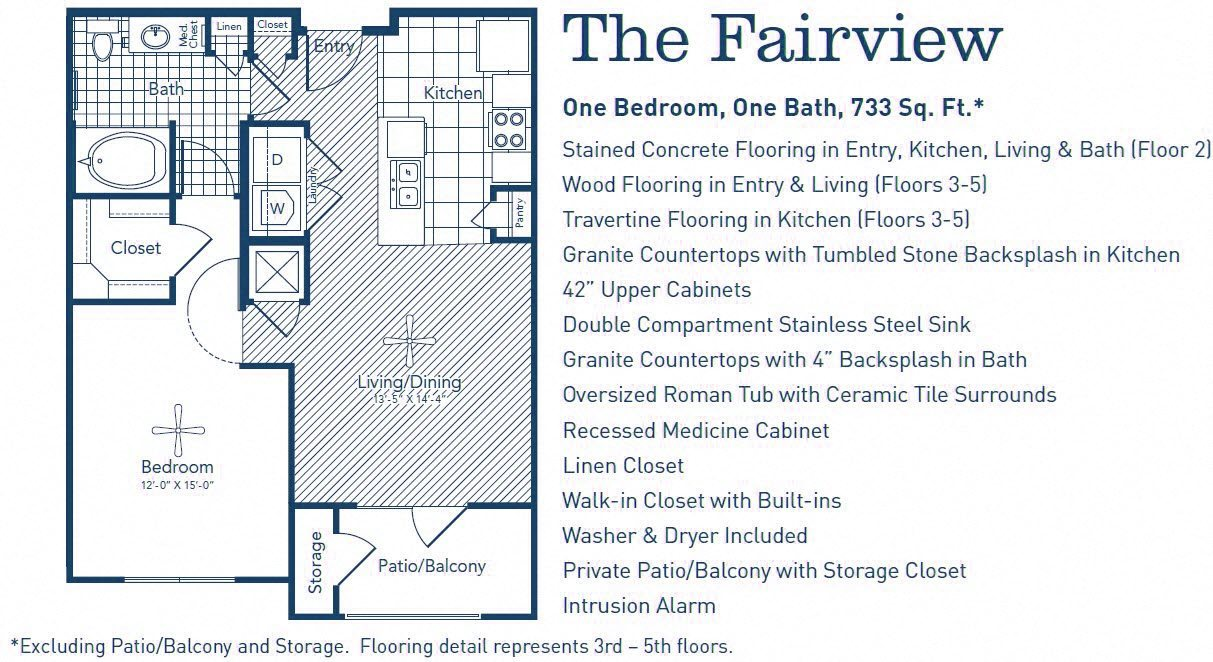 The Fairview Floor Plan 4
