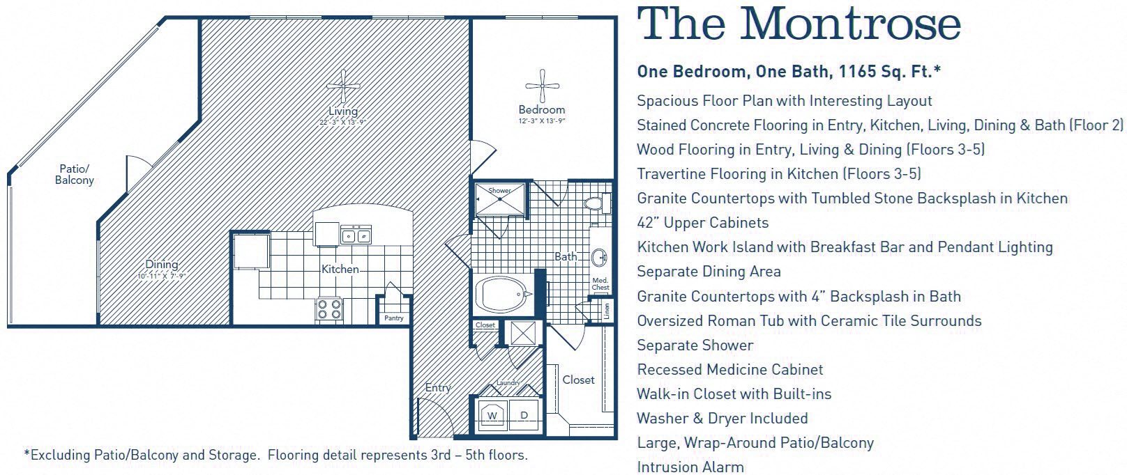 The Montrose Floor Plan 9