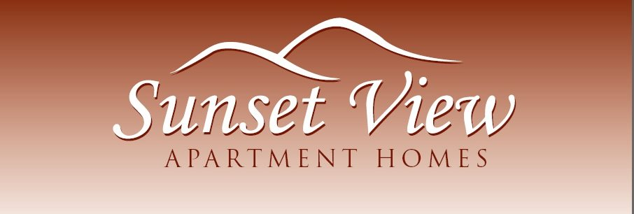 Sunset View Apartment Homes Property Logo 1