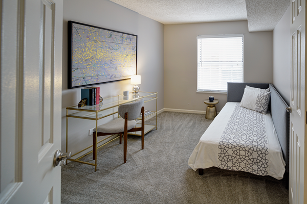 Versatile Den Space at Brookdale on the Park, Naperville, IL, 60563