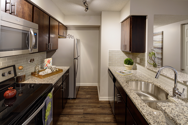 Gourmet Kitchens at Brookdale on the Park, Naperville, IL, 60563