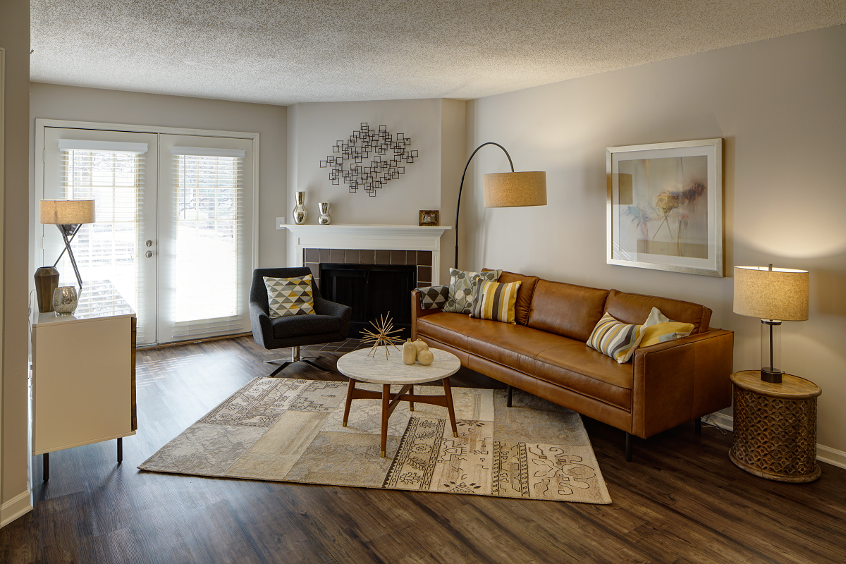 Apartments With Lots Of Natural Light At Brookdale On The Park, Naperville,  IL,