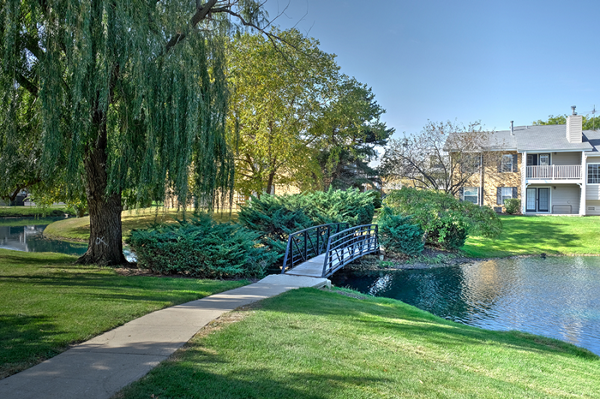 Walking Trails at Brookdale on the Park, Naperville, IL, 60563