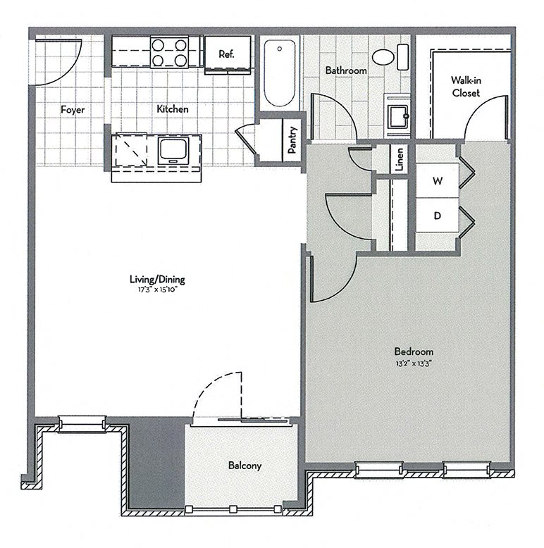 A6-C Floor Plan 2