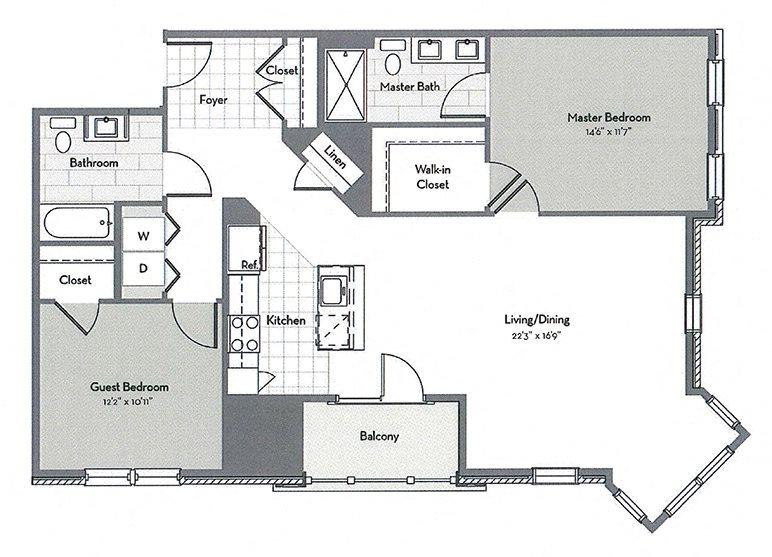B5 Floor Plan 5