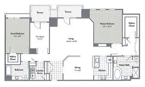 Penthouse C7-M