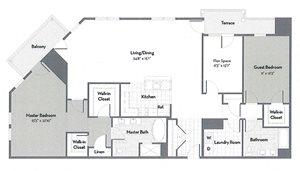 Penthouse C8-M