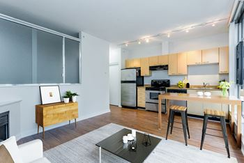 1249 Granville Street, 1 Bed Apartment for Rent Photo Gallery 1