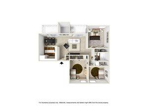 3 Bedroom C1