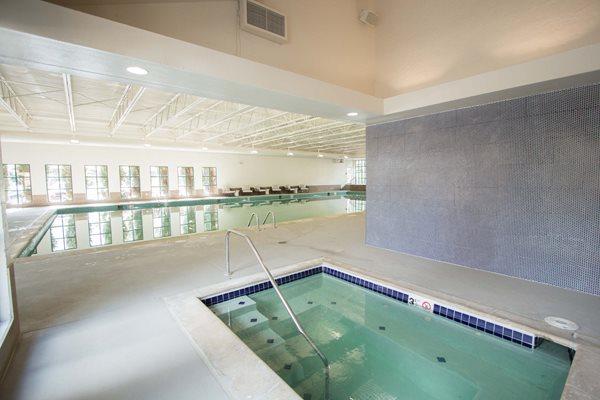Ashford Belmar Provides Year round Spa/Hot Tub
