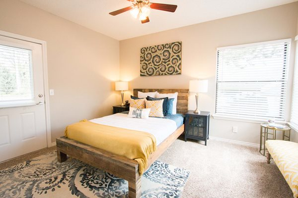 Ashford Belmar Apartments are Occupied With Live in cozy bedrooms