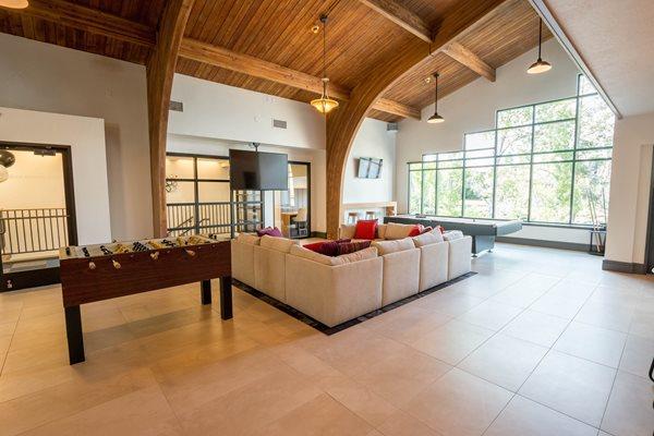 Expansive Clubhouse at Ashford Belmar, Lakewood