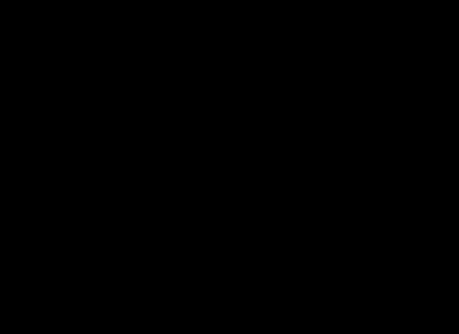 Floor plan diagram of apartment