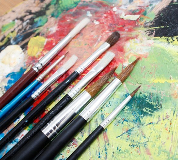 Rivers Edge offers an Art Studio