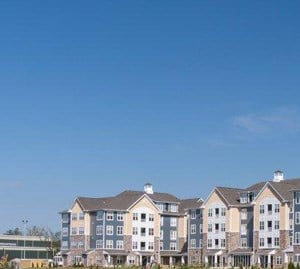 Waterfront Apartment Homes