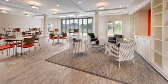 Rivers Edge Community Room