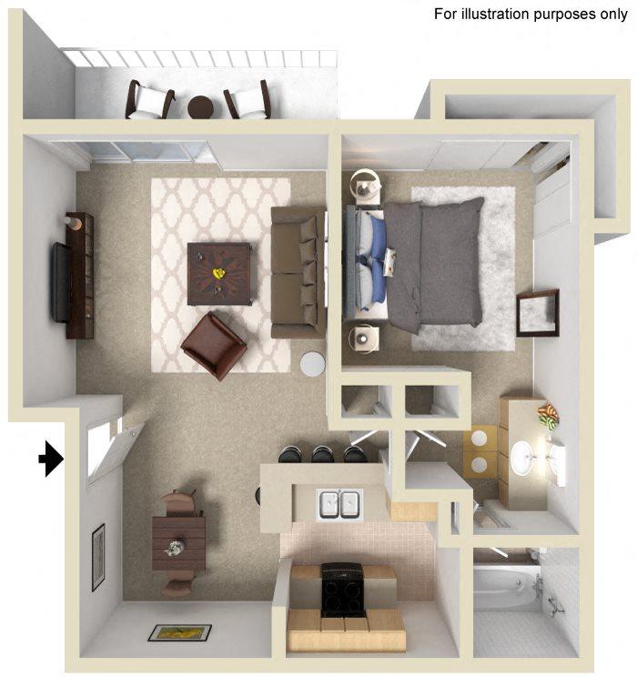 Madison Park Apartments California: Studio, 1 & 2 Bedroom Apartments In Anaheim, CA