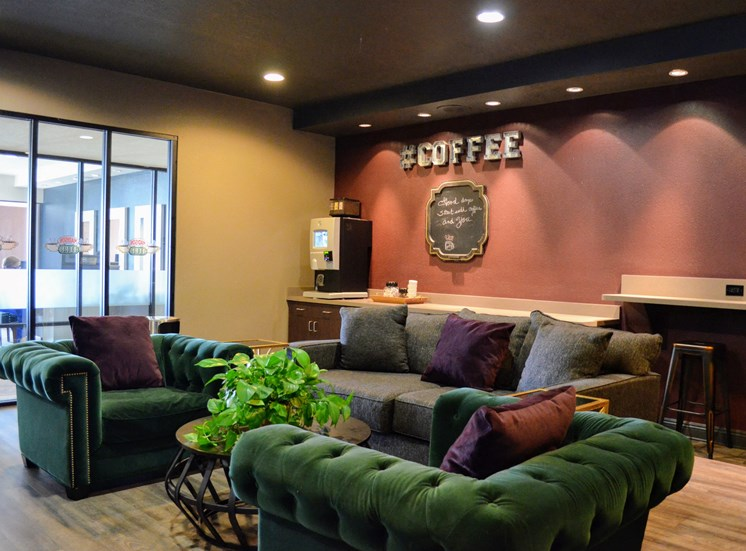Coffee Lounge at Madison Park Apartment Homes, 2235 W Broadway, Anaheim