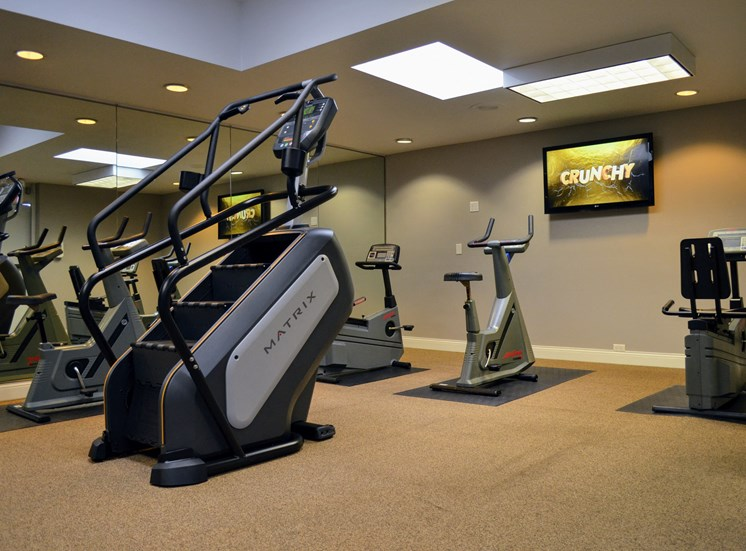 Health and Fitness Center at Madison Park Apartment Homes, California, 92804